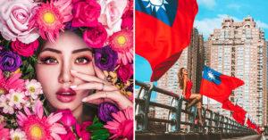 史上最夢幻「美照系網美」林倩 把台灣拍成「另一個國度」美到不能呼吸!