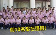 巨人高中開外掛「全國前10名」都同班 還一起直升大學!