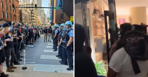 「非裔男事件」讓全美暴動 民眾「放火砸店」搶光架上iPhone!