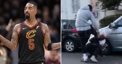 NBA球星車窗被「白人屁孩砸碎」 他上傳「報復過程」怕被誤會