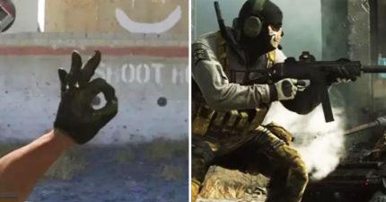 電玩《決勝時刻》移除「OK」手勢 玩家抗議:種族議題害的!