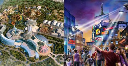 倫敦打造「全球第2大」主題樂園!「經典電影園區」屌打迪士尼