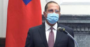 美官「不顧中國反對」訪台 日媒爆:討論「取代WHO」新組織!
