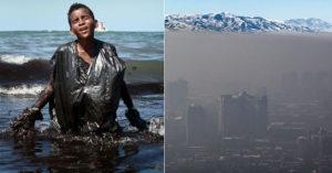 人類自私的下場!15張「我們對不起地球」的鐵證 塑膠合成魚看了心碎