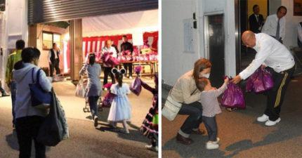 黑道大叔愛發糖?山口組奇怪傳統「萬聖節發糖給小孩」:7年後終於被禁!