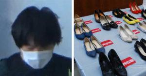 女老師下班「舊鞋突然變新鞋」嚇到報警!男被捕坦承「偷完買同款替換」