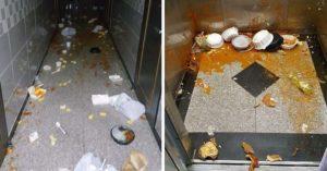 女子叫「2萬5外送」一口沒吃 到手後「湯汁轟炸」整棟大樓