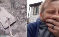 自家後院挖出「藏寶箱」超驚喜?他打開一看掩鼻閃人