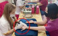 她開「手掌紋身」店爆紅 改手相就可以「改變命運」