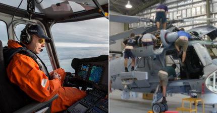 直升機工程師「年薪百萬」很羨慕?內行人:工作簡單到讓人離職!